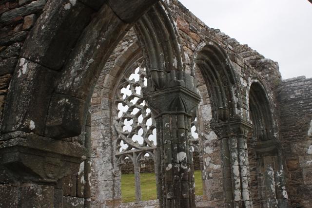 Ruine de la chapelle Languidou à Plovan (17)
