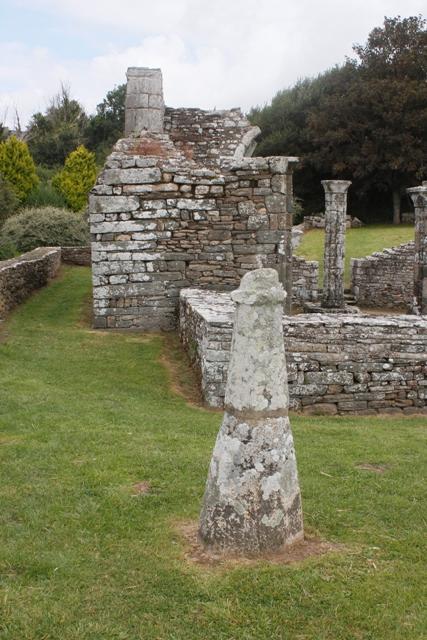 Ruine de la chapelle Languidou à Plovan (20)