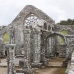 Ruine de la chapelle Languidou à Plovan (22)