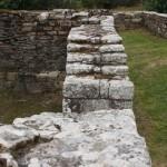 Ruine de la chapelle Languidou à Plovan (28)