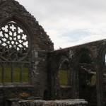 Ruine de la chapelle Languidou à Plovan (29)