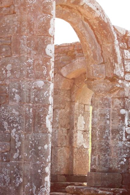 Ruine de la chapelle Languidou à Plovan (32)