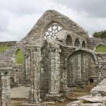 Ruine de la chapelle Languidou à Plovan (39)