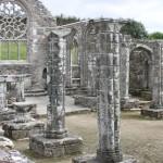 Ruine de la chapelle Languidou à Plovan (42)