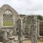 Ruine de la chapelle Languidou à Plovan (43)