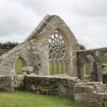 Ruine de la chapelle Languidou à Plovan (44)