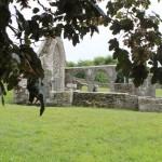 Ruine de la chapelle Languidou à Plovan (47)