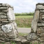 Ruine de la chapelle Languidou à Plovan (52)