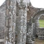 Ruine de la chapelle Languidou à Plovan (67)