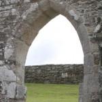 Ruine de la chapelle Languidou à Plovan (68)