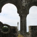 Ruine de la chapelle Languidou à Plovan (72)